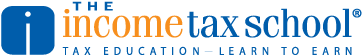 The Income Tax School logo