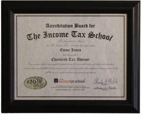 CTA-Certificate