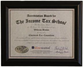 CTC-Certificate