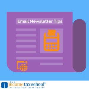 Newsletter-Tips