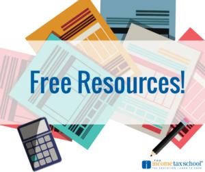 Free-Resources-Tax-Preparers
