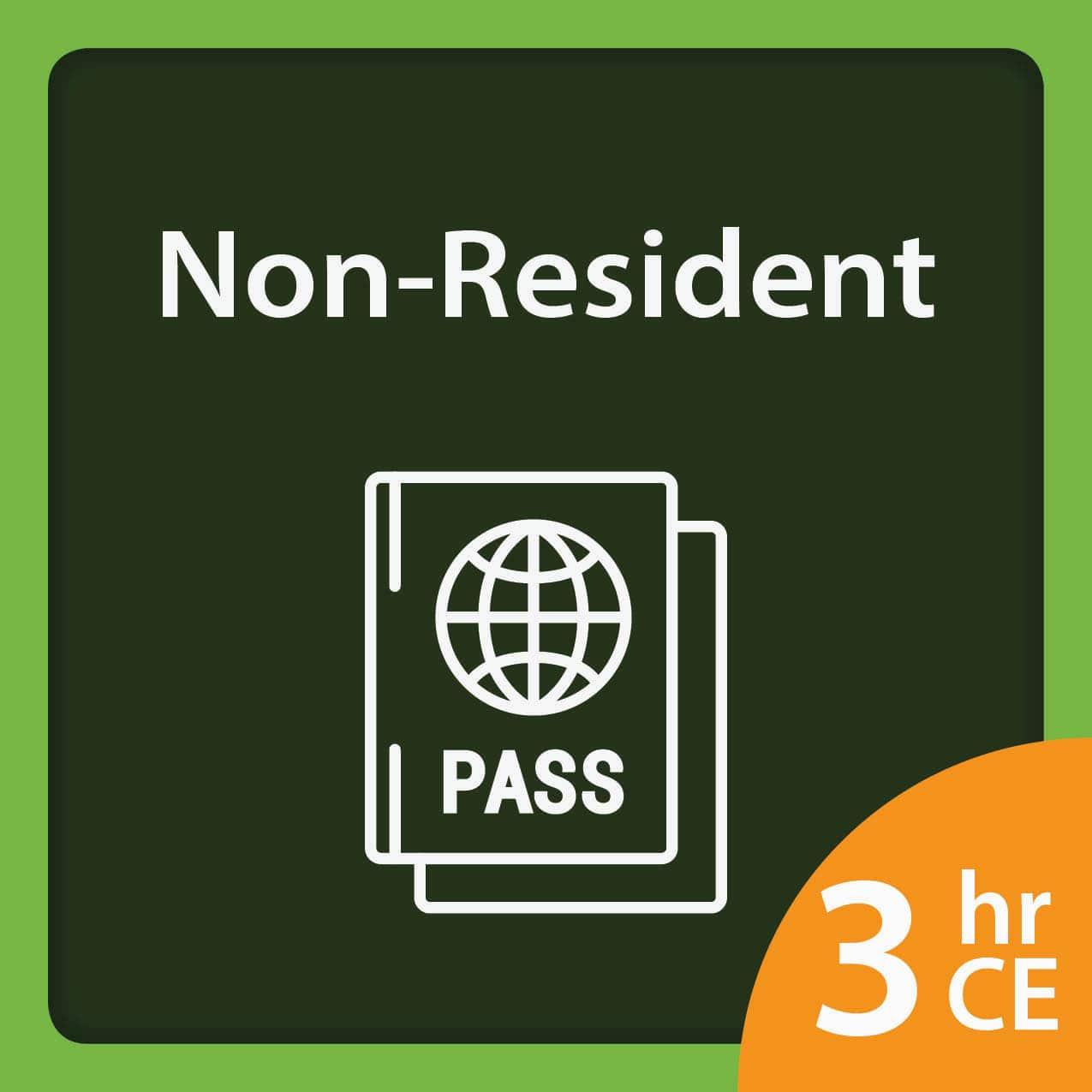 Non-resident Alien Returns - Form 1040NR - CE Seminar