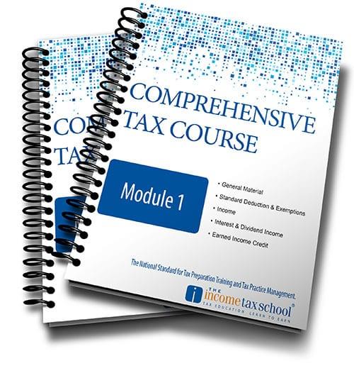Comprehensive Tax Course