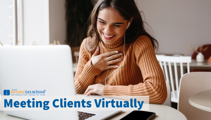 Tips For Meeting Clients Virtually